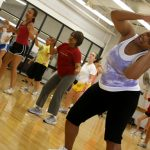 Sweating Out Calories with Latin Moves: Back to Shape for Spring
