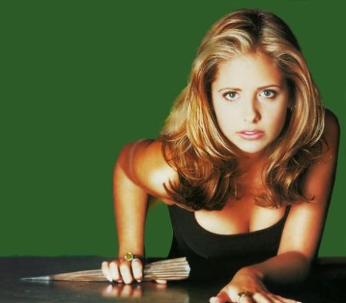 Buffy the vampire slayer sexy