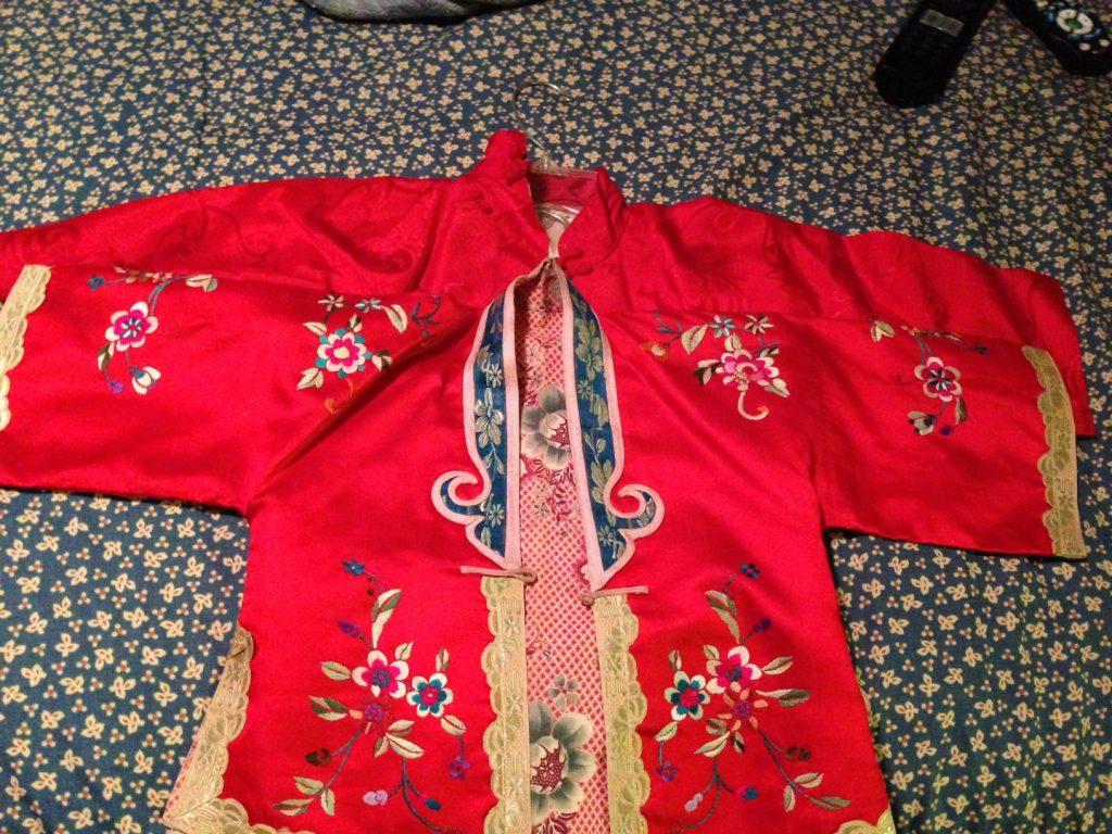 Lydia's Kimono