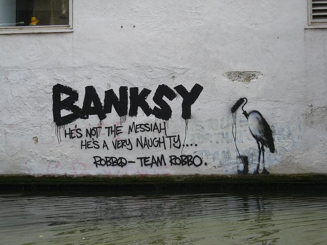 banksy-robbo
