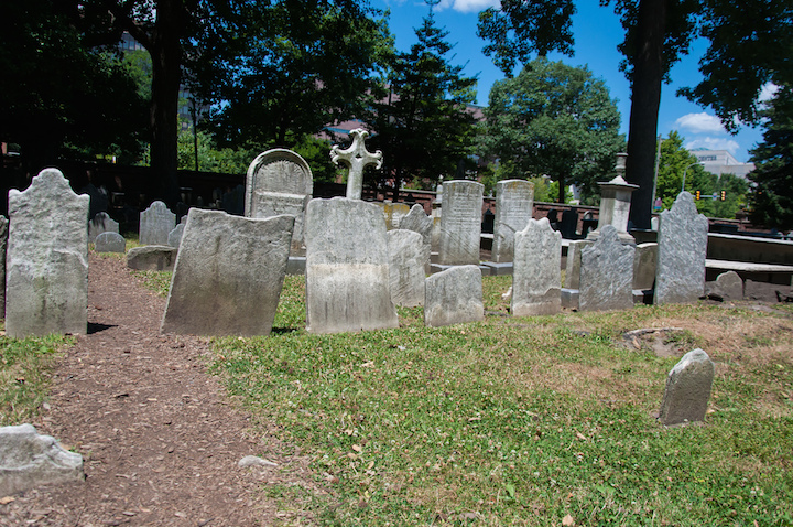 Christ Church Burial Grounds