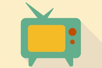 flat_retro_tv_vector_icon_by_superawesomevectors-d9h0oaf