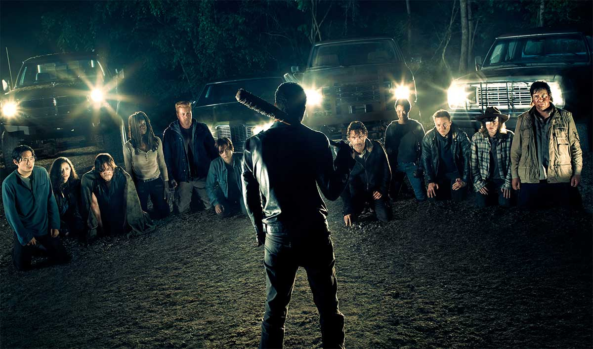 The Walking Dead (season 7): It's the return of the biggest show on television, and this first half looks like it'll be a good one. Expect eight episodes full of the same chilling horror, suspenseful drama, and memorable characters that fans have come to love in the previous six seasons, as the AMC drama returns October 23rd.