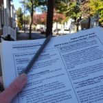 Door by Door: Canvassing in Pottstown