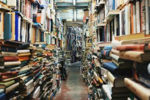 More Than a Bookstore: Mostly Books
