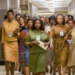 Eye to I : Hidden Figures