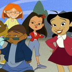 Super Chill ThrowB(l)ack TV Show Characters
